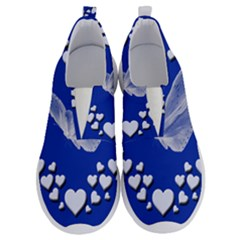 Heart Love Butterfly Mother S Day No Lace Lightweight Shoes