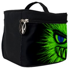 Monster Green Evil Common Make Up Travel Bag (big)