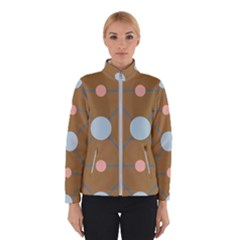 Planets Planet Around Rounds Winter Jacket