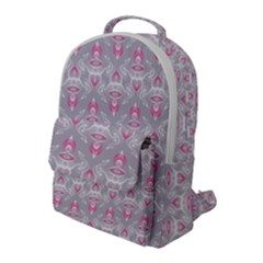 Seamless Pattern Background Flap Pocket Backpack (large) by HermanTelo