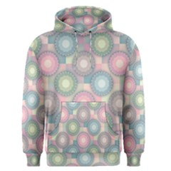 Seamless Pattern Pastels Background Men s Pullover Hoodie