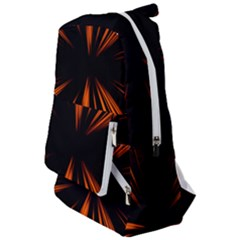 Abstract Light Travelers  Backpack