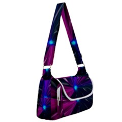 Abstract Background Lightning Multipack Bag