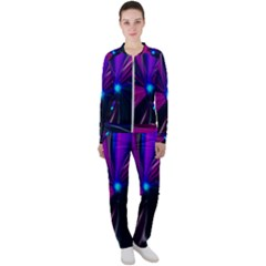 Abstract Background Lightning Casual Jacket And Pants Set by HermanTelo