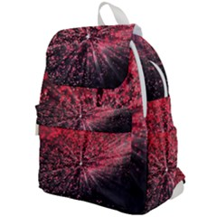 Abstract Background Wallpaper Space Top Flap Backpack