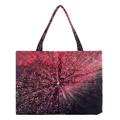 Abstract Background Wallpaper Space Medium Tote Bag