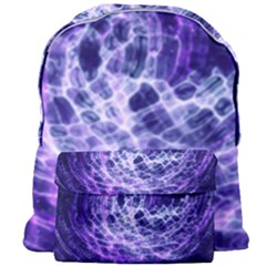 Abstract Background Space Giant Full Print Backpack