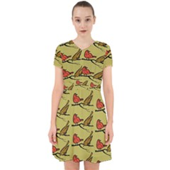 Bird Animal Nature Wild Wildlife Adorable In Chiffon Dress