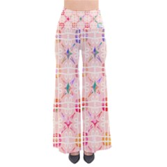 Watercolour Watercolor Paint Ink So Vintage Palazzo Pants