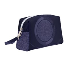 Technology Eye Wristlet Pouch Bag (medium)