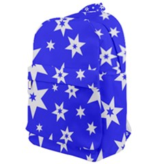 Star Background Pattern Advent Classic Backpack by HermanTelo
