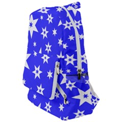 Star Background Pattern Advent Travelers  Backpack by HermanTelo