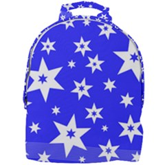Star Background Pattern Advent Mini Full Print Backpack by HermanTelo