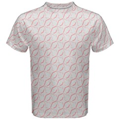 Wallpaper Abstract Pattern Graphic Men s Cotton Tee by HermanTelo
