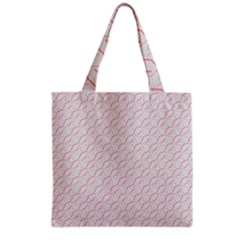 Wallpaper Abstract Pattern Graphic Grocery Tote Bag by HermanTelo