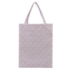 Wallpaper Abstract Pattern Graphic Classic Tote Bag