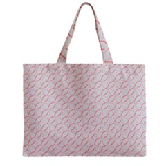 Wallpaper Abstract Pattern Graphic Zipper Mini Tote Bag by HermanTelo
