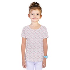 Wallpaper Abstract Pattern Graphic Kids  One Piece Tee by HermanTelo