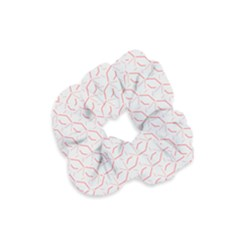 Wallpaper Abstract Pattern Graphic Velvet Scrunchie by HermanTelo