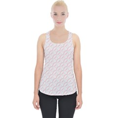 Wallpaper Abstract Pattern Graphic Piece Up Tank Top