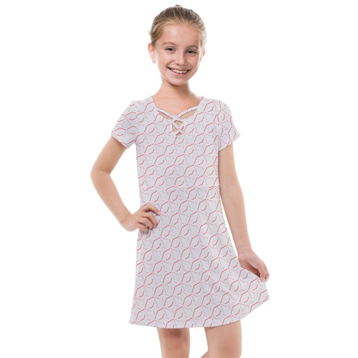 Wallpaper Abstract Pattern Graphic Kids  Cross Web Dress