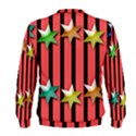 Star Christmas Greeting Men s Sweatshirt View2
