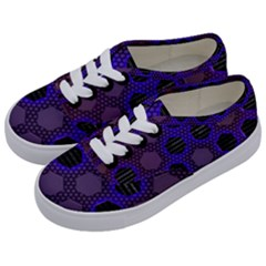 Networking Communication Technology Kids  Classic Low Top Sneakers by HermanTelo