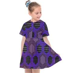 Networking Communication Technology Kids  Sailor Dress by HermanTelo