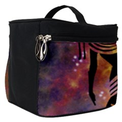 Zodiac Horoscope Astrology Make Up Travel Bag (small)