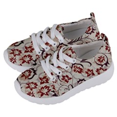 Modern Floral Pattern Kids  Lightweight Sports Shoes by tarastyle