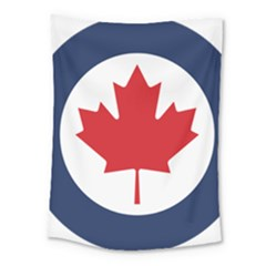 Roundel Of Canadian Air Force Medium Tapestry by abbeyz71