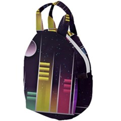 Illustrations Background Abstract Colors Travel Backpacks