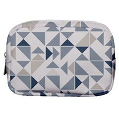 Geometric Make Up Pouch (small)