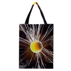 Abstract Exploding Design Classic Tote Bag