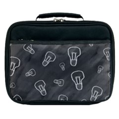 Many Lamps Background Lunch Bag