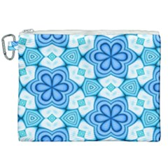 Pattern Abstract Wallpaper Canvas Cosmetic Bag (xxl)