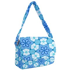 Pattern Abstract Wallpaper Courier Bag