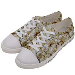 Popcorn Women s Low Top Canvas Sneakers by TheAmericanDream