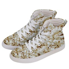 Popcorn Men s Hi-top Skate Sneakers by TheAmericanDream