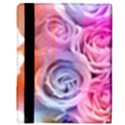 Rose Bouquet Flower Petal Floral Apple iPad 2 Flip Case View3