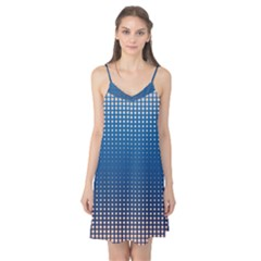 Geometric Wallpaper Camis Nightgown