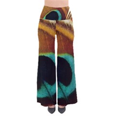 Feather Peacock Feather Peacock So Vintage Palazzo Pants by Nexatart