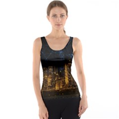 Architecture Buildings City Tank Top