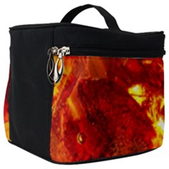 Bernstein Burning Stone Gem Make Up Travel Bag (big)