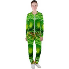 Ranunculus Blossom Bloom Nature Casual Jacket And Pants Set by Pakrebo