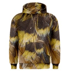 Wing Feather Bird Animal World Men s Pullover Hoodie by Pakrebo