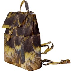 Wing Feather Bird Animal World Buckle Everyday Backpack