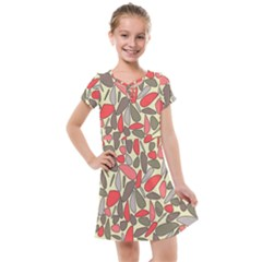 Zappwaits Beautiful Kids  Cross Web Dress by zappwaits