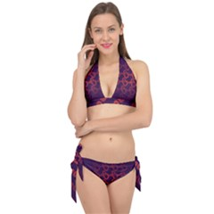 Zappwaits Design Tie It Up Bikini Set