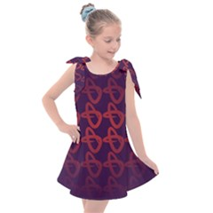 Zappwaits Design Kids  Tie Up Tunic Dress by zappwaits